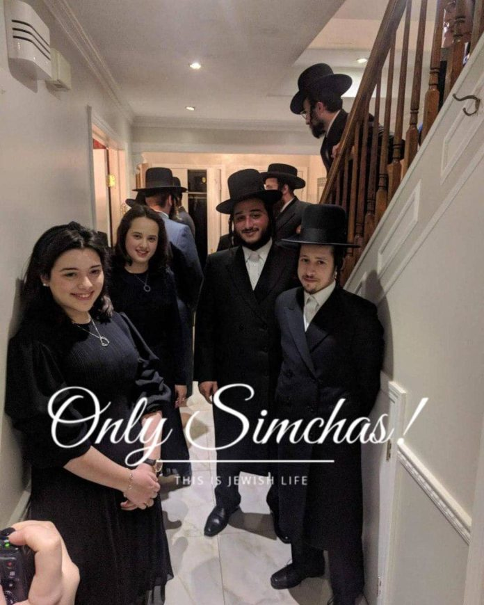Double Engagement: Engagement of Shea Kornbly {KY} to Rivky Weinstock {KY}!