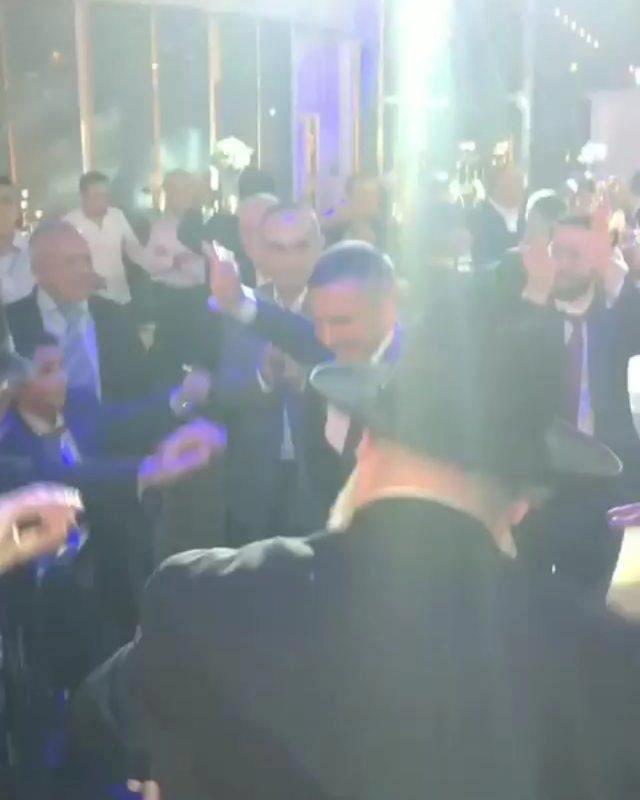 Wedding of Avi and Bertal! #onlysimchas #Israel