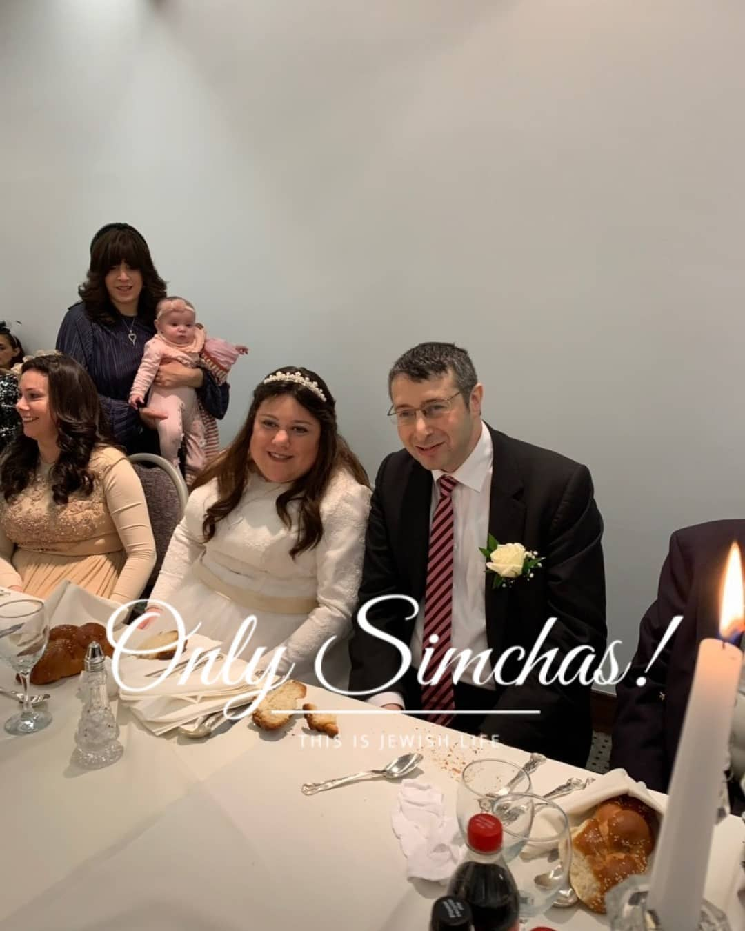 Wedding of Ronnie & Malka Cohen (London)! #onlysimchas