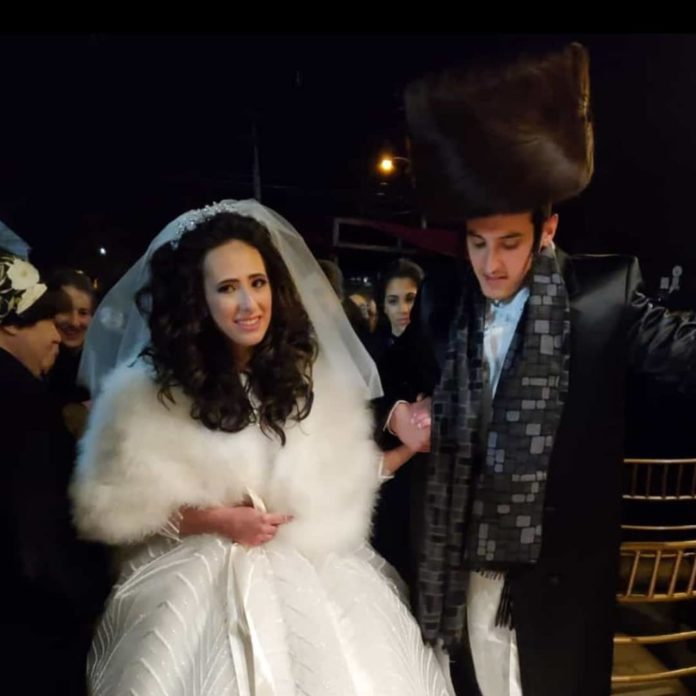 Wedding Of Volvi Wertzebger #Montreal & Frumie Jungriesz #Monsey #onlysimchas