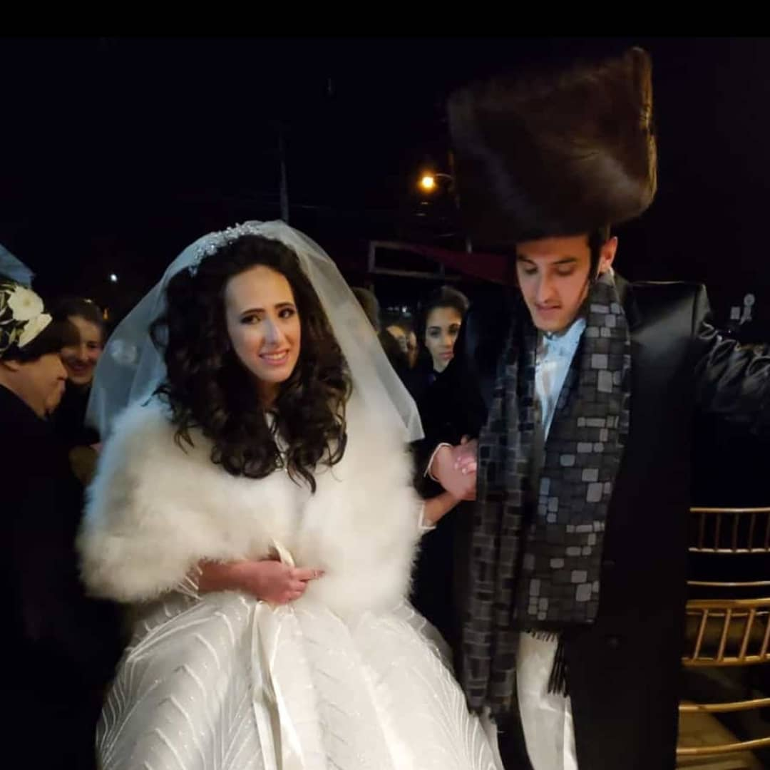 Wedding Of Volvi Wertzebger #Montreal & Frumie Jungriesz #Monsey #onlysimchas
