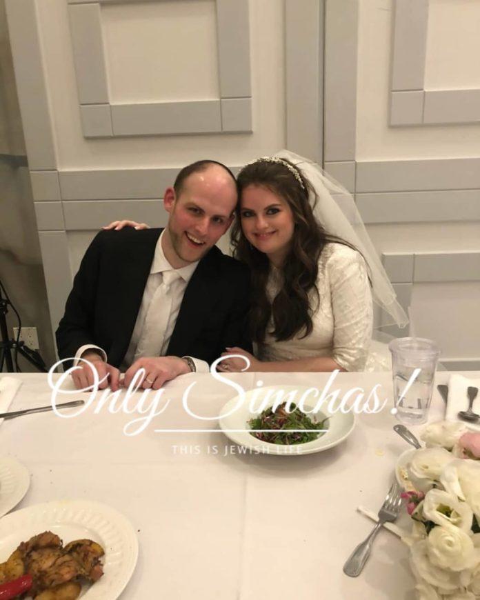 Wedding of Deeni and Daniel Mayer! #onlysimchas