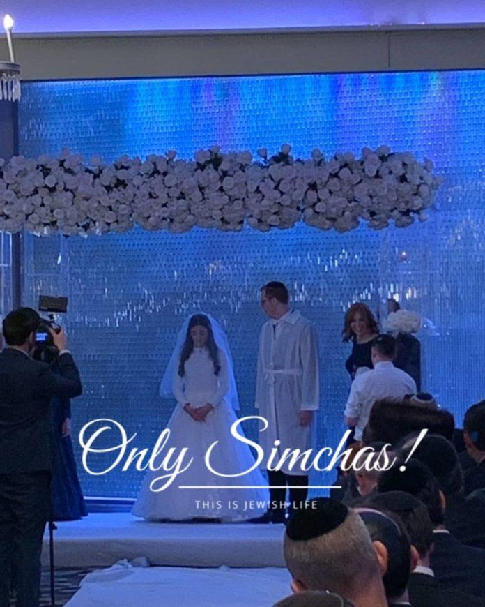 Wedding of Jared & Atara (Friedman) Rutner!! #onlysimchas