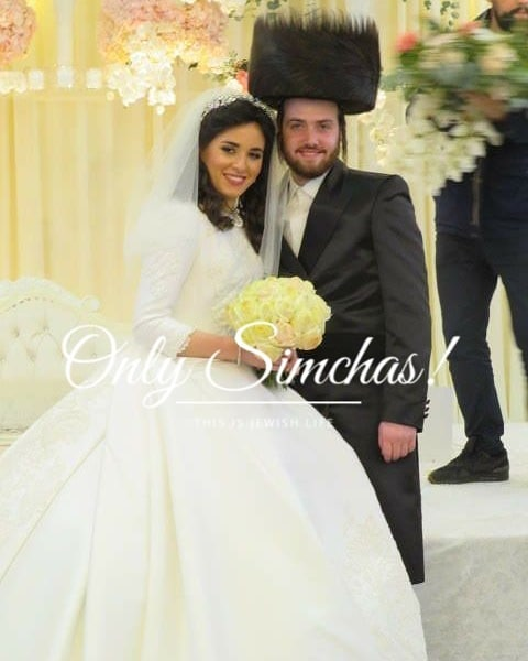 Wedding Of Hersh Meilech & Henny Moskowitz (#London)! #onlysimchas