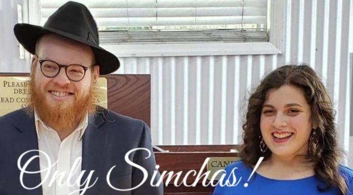 Engagement Of Yanky Grosh {#CrownHeights} & Shternie Blau {#CrownHeights}! #onlysimchas