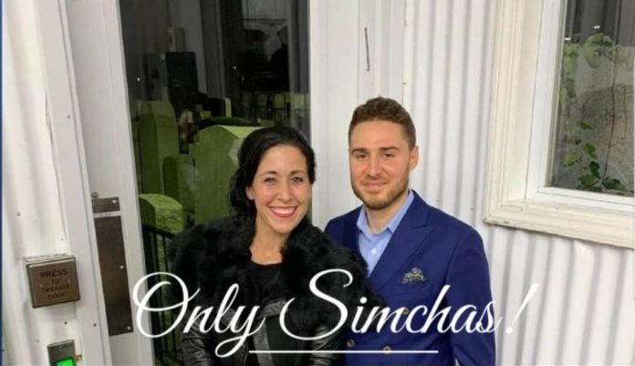 Engagement Of Tzemach Woolstone {#CrownHeights} & Chani Turner {#CrownHeights}! #onlysimchas