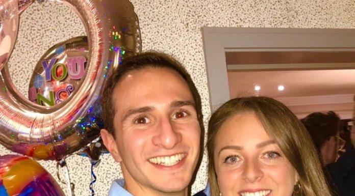 Engagement of Avi Korman (#London) and Laura Glass (#Manchester)! #onlysimchas