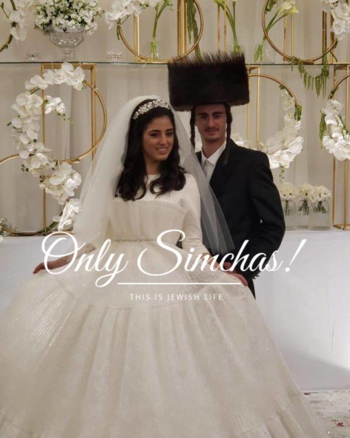 Wedding of Yossi Kostelitz to Shushi Mendelwitz (#yerushalayim)! #onlysimchas