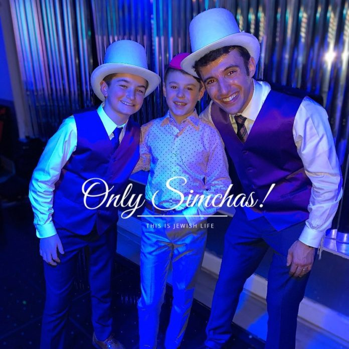 Mazel Tov Shalom Miller on your bar mitzvah! #onlysimchas #osentertainment