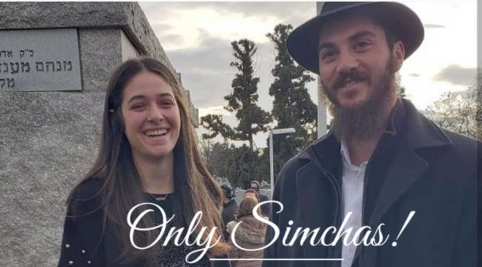 Engagement of Shneur Cohen {North #Miami Beach FL} & Leahla Marcus {North #Miami Beach, FL}! #onlysimchas