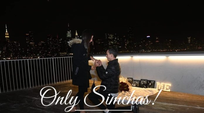 Engagement of Ariella Hurtes (#Plainview) and Avner Baruch (#ForestHills) #onlysimchas