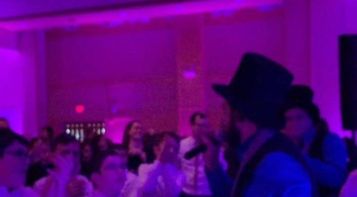 Tonight was absolutely on ?. Mazel Tov to Avi & Adina on your bnei mitzvot! #onlysimchas