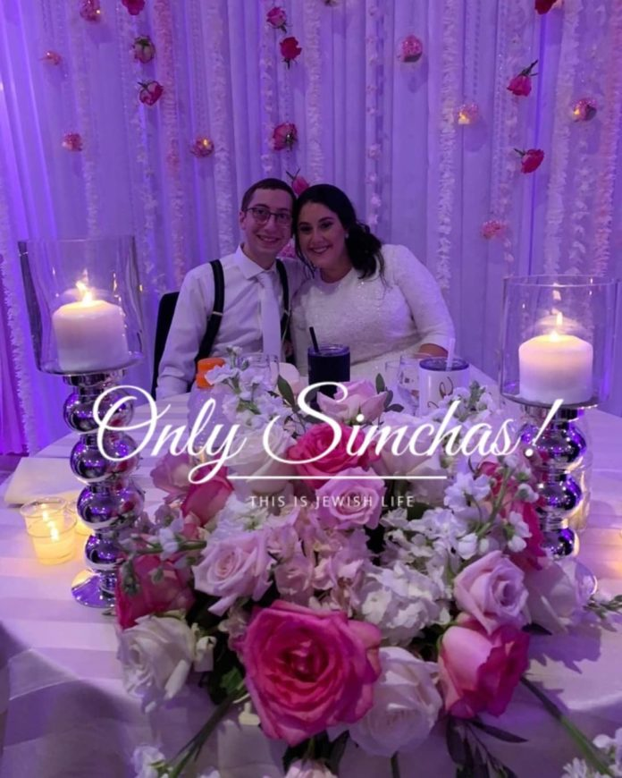 Wedding of Tali and Yossi Zimilover! #onlysimchas