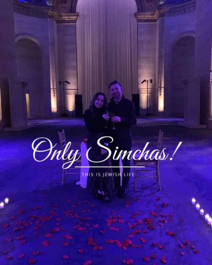 Engagement of Daniel Katz (#Memphis) to Meira Hardoon (#NewYork) #onlysimchas