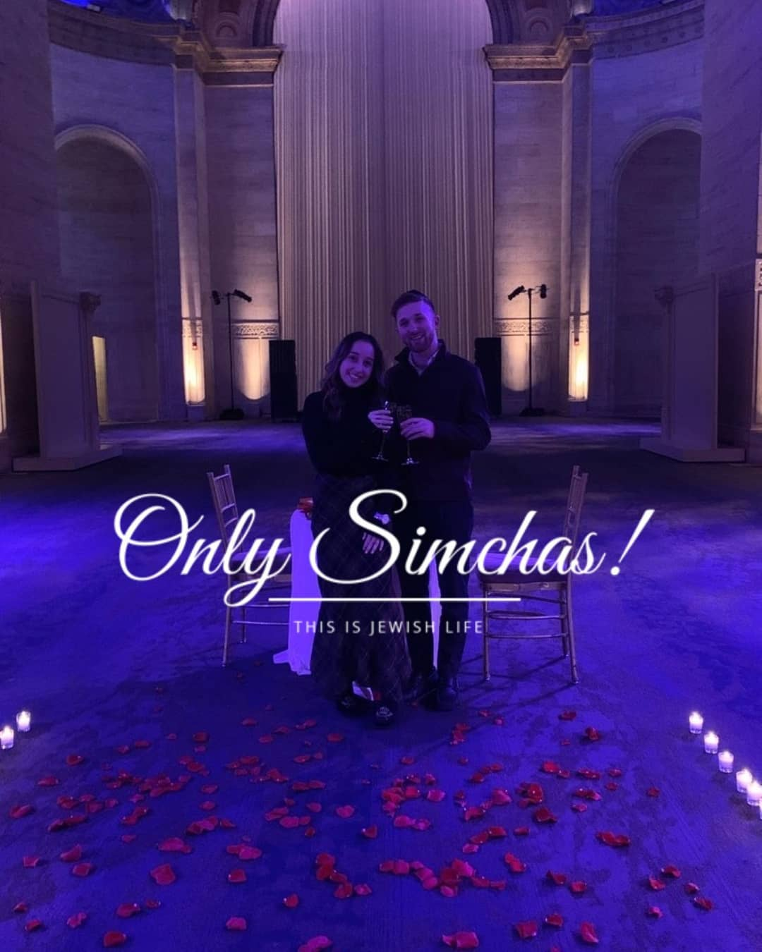 Engagement of Daniel Katz (#Memphis) to Meira Hardoon (#NewYork) #onlysimchas