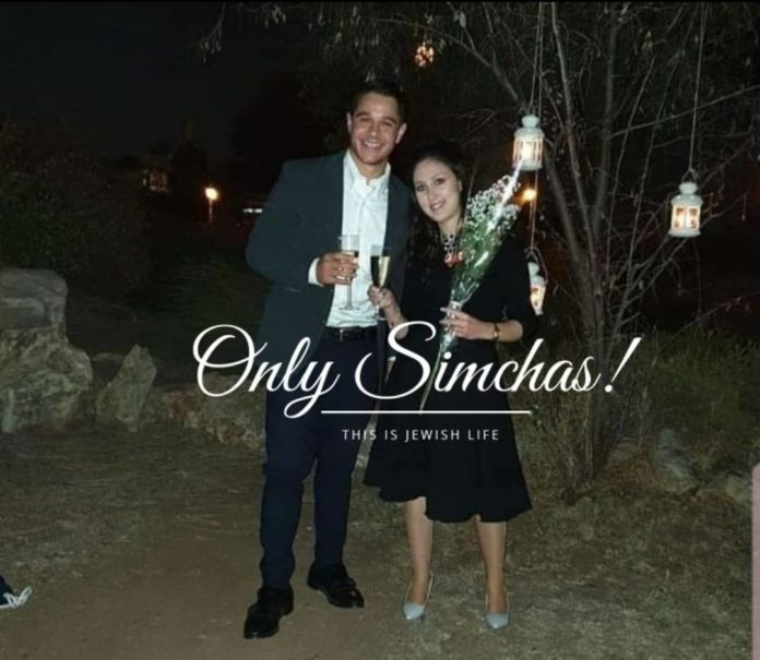 Engagement Of Efraim Grubmen & Esther Lebowitz! #onlysimchas