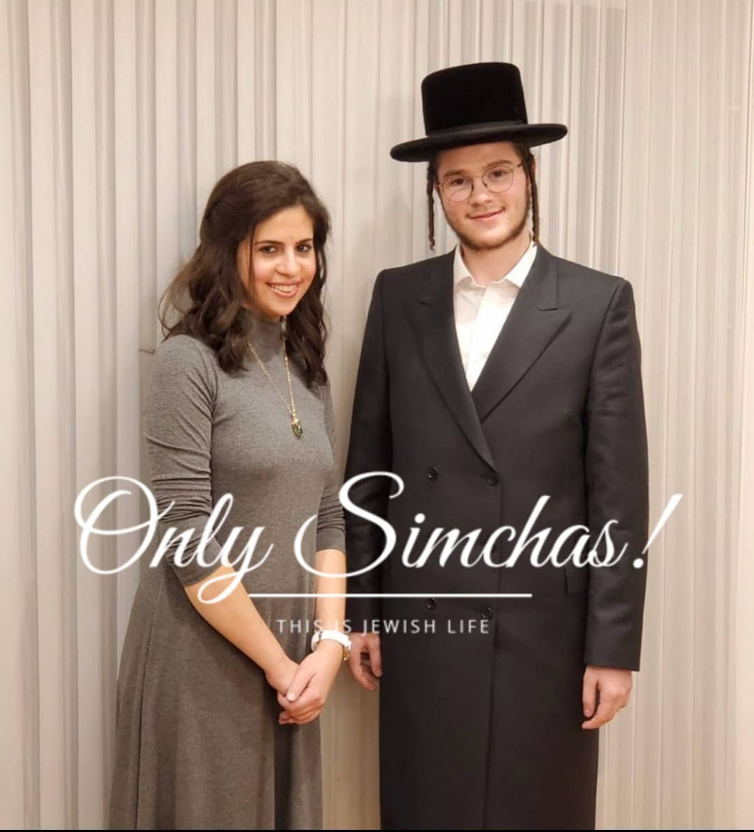 Engagement Of Nussy Greenfield & Rechie Lax! #onlysimchas