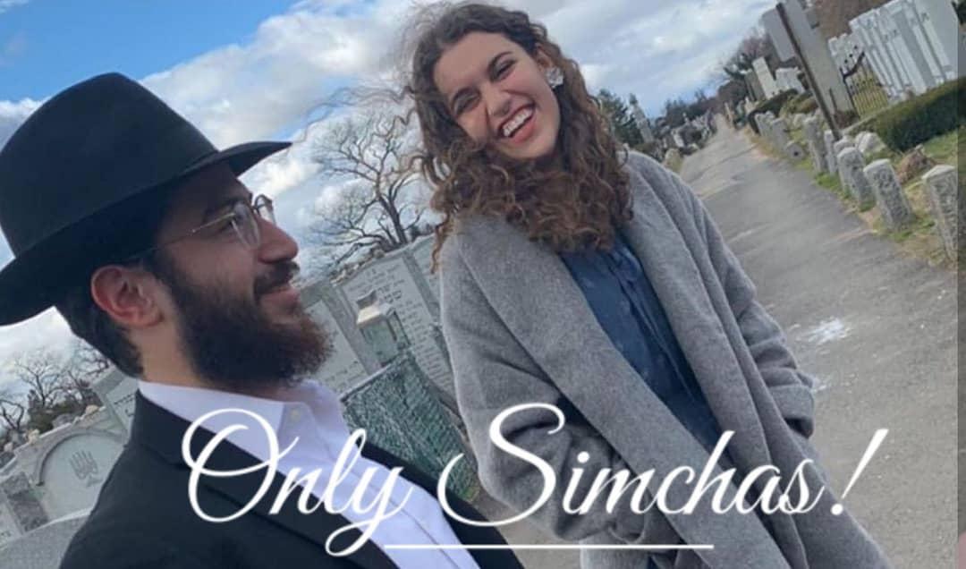 Engagement Of Ahron Chernick {#Toronto} & Mushkie Aber {#Sydney/ #CH}! #onlysimchas