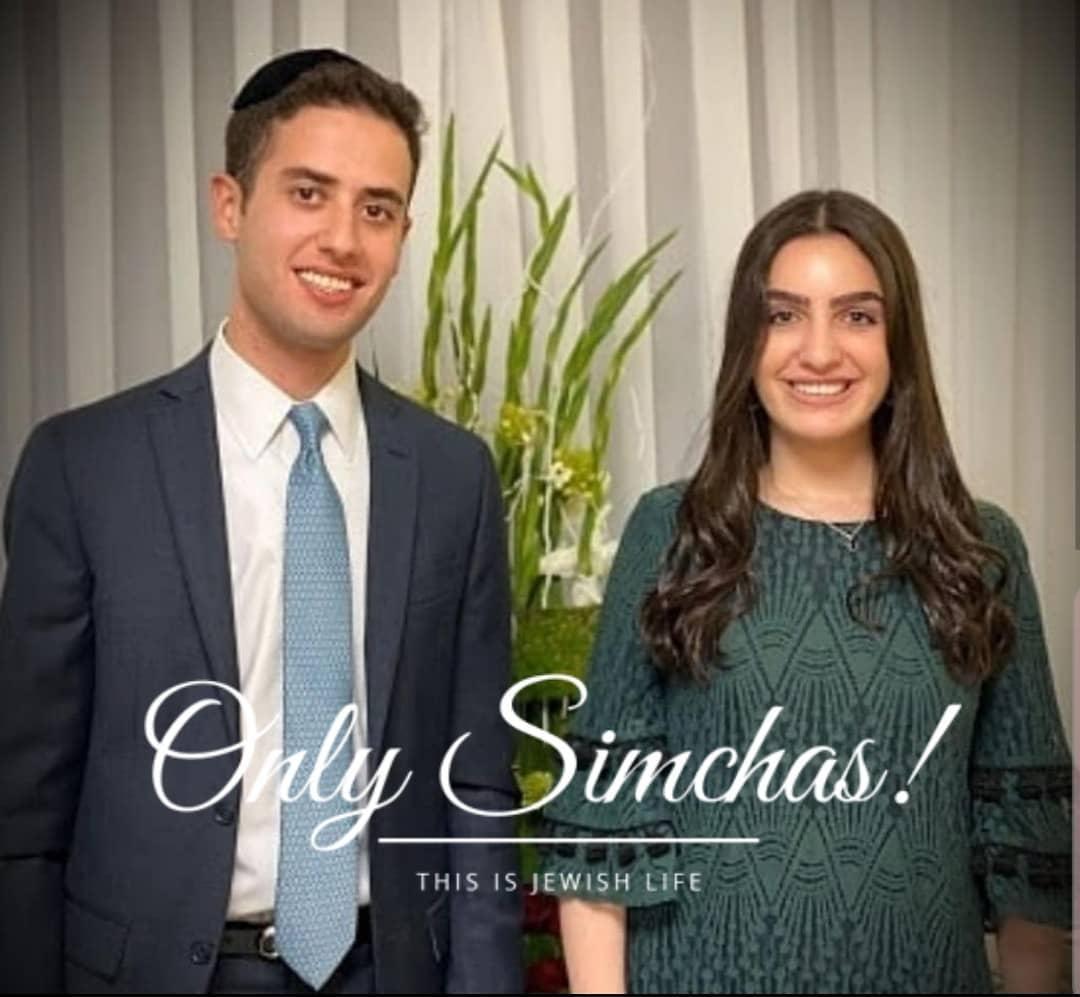 Engagement Of Rifoel Koviyof & Leyot Melul! #onlysimchas