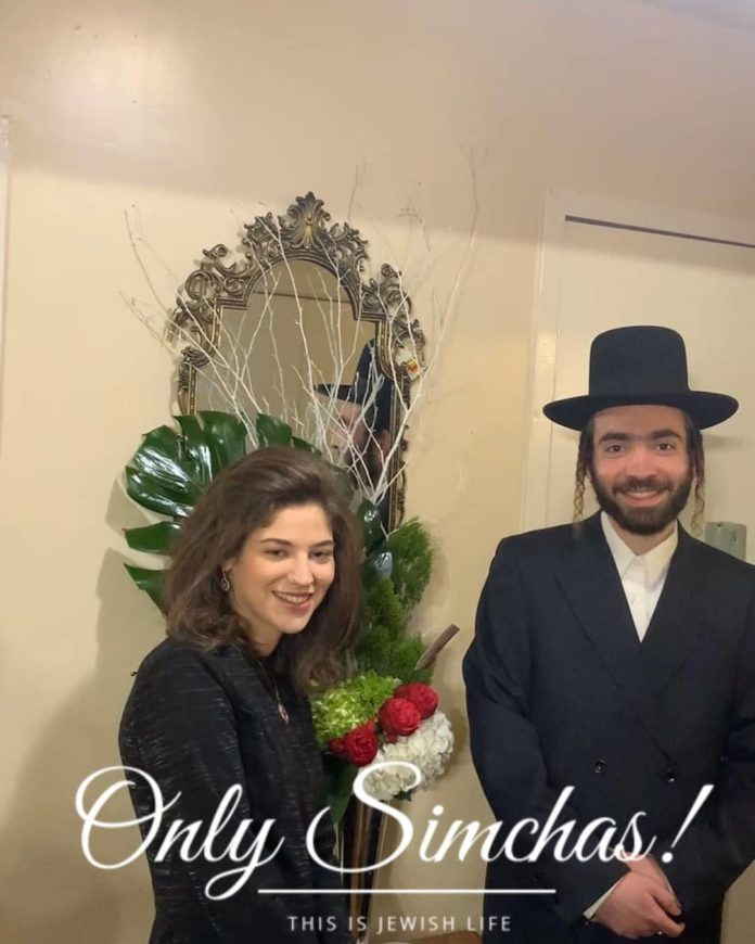Engagement of Shulem Yosef Pearl & Kallah Itzkowitz (#williamsburg) #onlysimchas