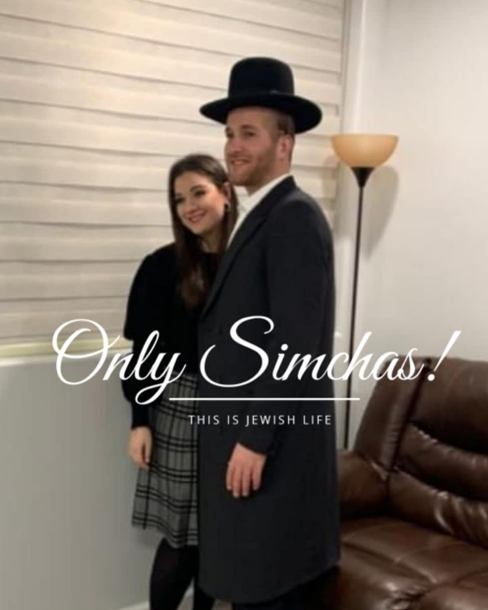 Engagement Of Hilly Friedman & Malky Silber! #onlysimchas