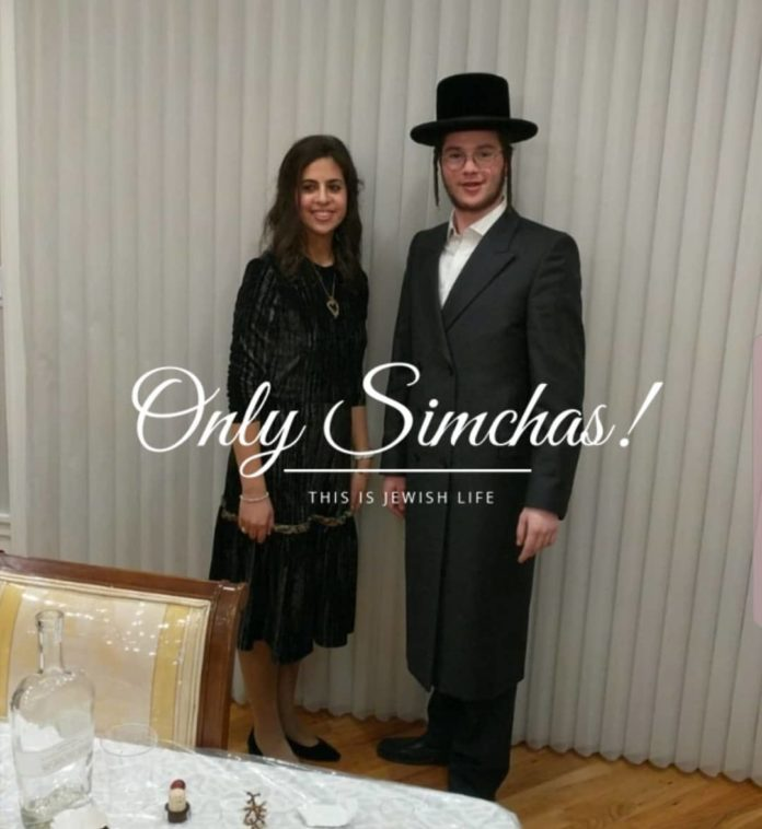 Engagement Of Nussy Greenfield & Rechie Lax (#Brooklyn)! #onlysimchas