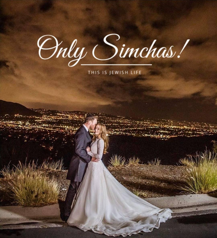 Wedding of Yoni Bloch to Miriam Arnan of (#LA)!! #onlysimchas