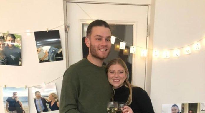 Engagement of Max Altholz & Rebecca Schwartz (#Manhattan) and (#Stamford)!! #onlysimchas