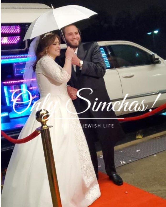 Wedding of Chaim Mendel and Blima Rosenberg (#Monsey)! #onlysimchas