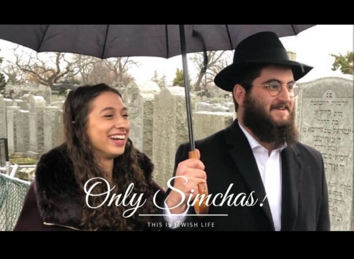 Engagement Of Eli Barber {#CH} & Faiga Mangel {#Cincinnati, #Ohio}! #onlysimchas