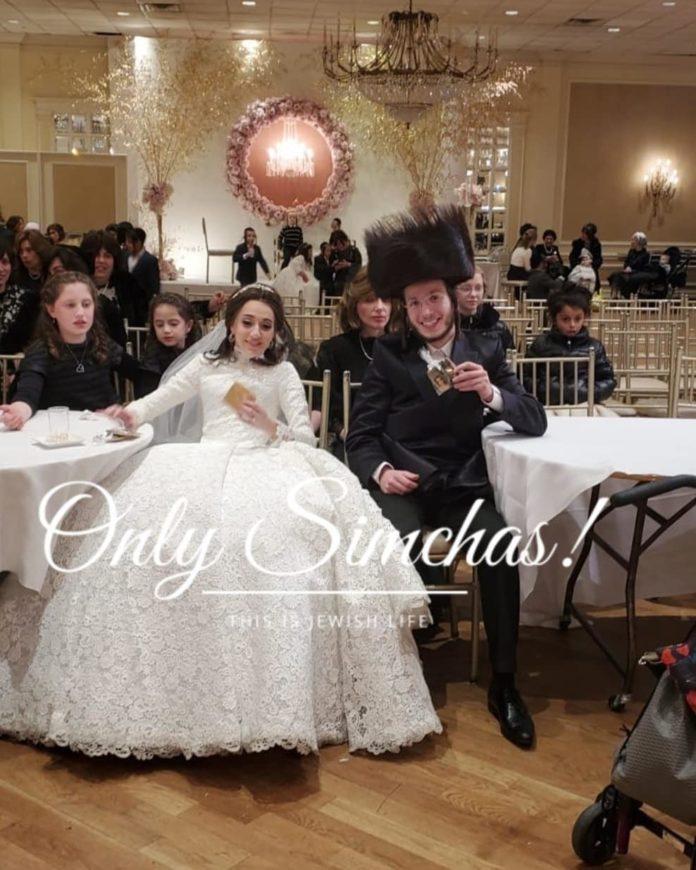 Wedding of Shlomy and Sheindy Brach (#BoroPark)! #onlysimchas