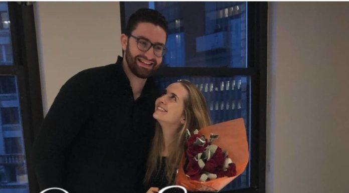 Engagement of Sehara Goldzal (#Brooklyn) & Jamie Rubin (#WestOrange)!! #onlysimchas