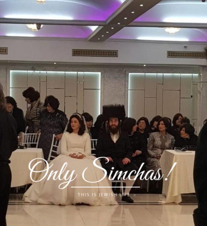 Wedding Of Moishy & Esty Blau {#London}!! #onlysimchas