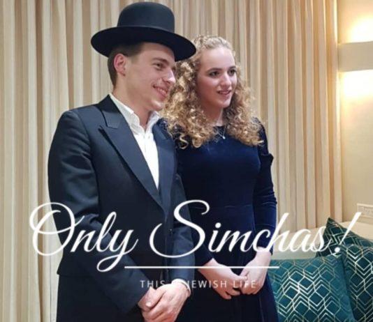 Engagement Of Duvi Hoffman {#Jerusalem} & Shira Levi {#Brachfeld}!! #onlysimchas