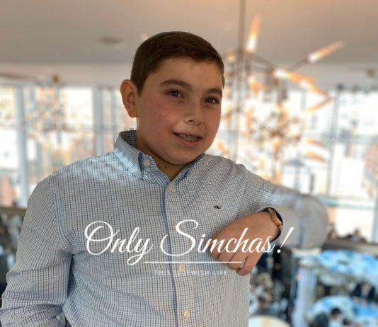 Mazel Tov Jonah Miller on your bar mitzvah! #onlysimchas