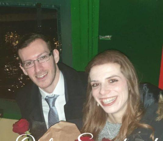 Engagement of Yitzchak Davis and Avigail Waller (both from #London)!! #onlysimchas