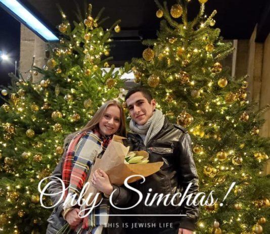 Engagement of Elisheva Herzog (#Edgewere, #London) and Avi Dowek (#Lakewood)!! #onlysimchas