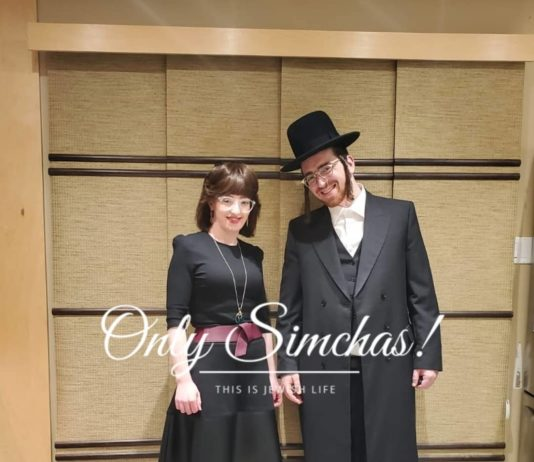 Engagement Of Moshe Neuman {#Tosh} & Hindy Katz {#Tosh}!! #onlysimchas