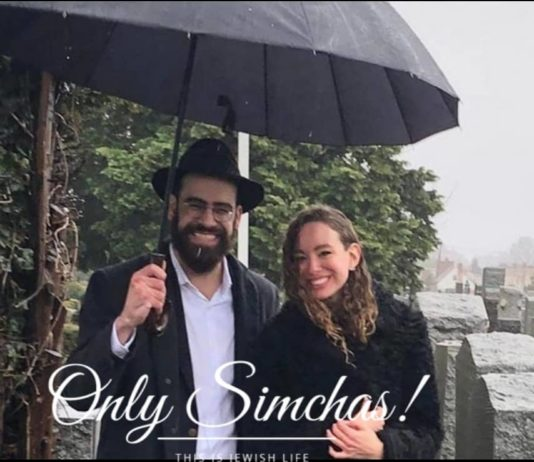 Engagement Of Shmuli Michaan {#Brazil} & Devorah Leah Rosenfield {#Switzerland}!! #onlysimchas