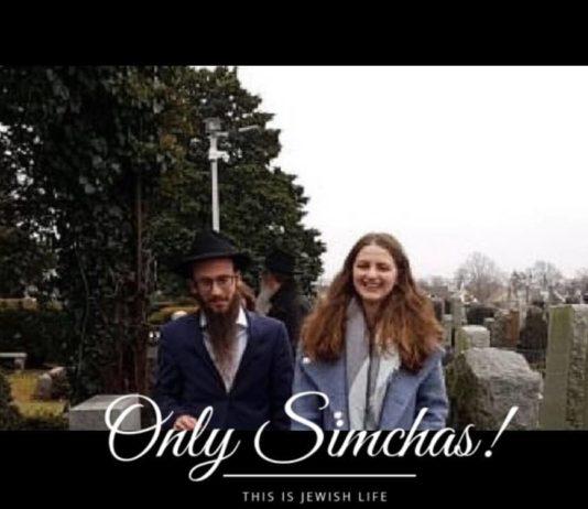 Engagement Of Nosson Kremer {#Montreal} & Chani Gerber {#Philadelphia}!! #onlysimchas