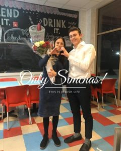 Engagement of Nicole Rothenberg (#Teaneck) and Aryeh Berman (#Teaneck)!! #onlysimchas