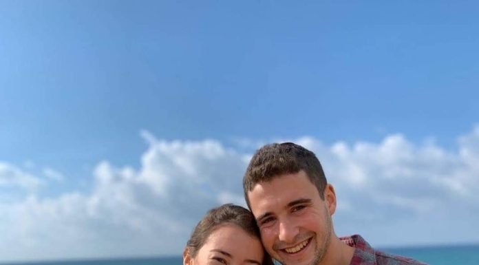 Engagement of Penina Waxman and Effie Auman (#Israel)! #onlysimchas