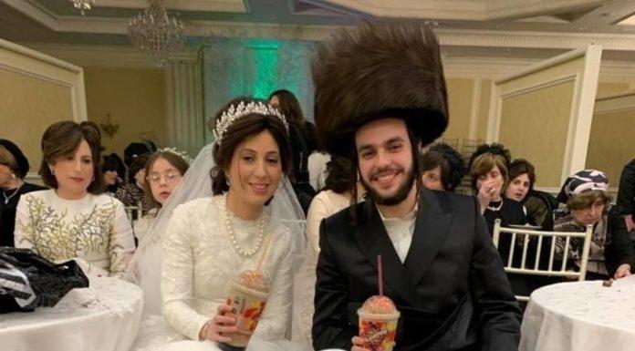 Wedding of Moishy and Rivky Mutzen (#williamsburg)! #onlysimchas