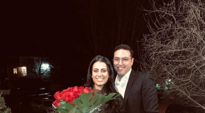 Engagement of Moshe Levychaim to Chana Yosopov (#Lakewood)!! #onlysimchas