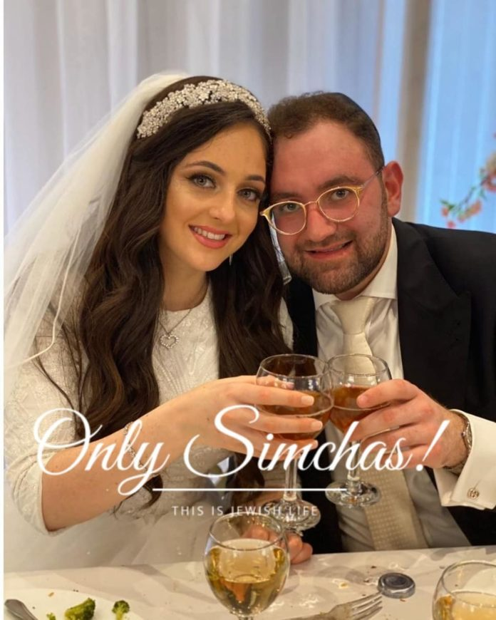 Wedding of Moshe Dovid Lowy and Rivky Berlin! #onlysimchas