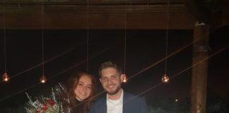 Engagement of Ilana Khadhouri (#London) Aviezer (#Isreal)!! #onlysimchas