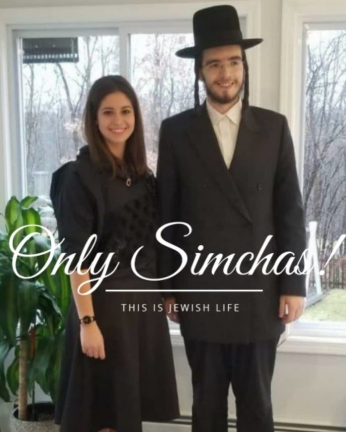 Engagement Of Pinchas Glauber {#Willi} & Rosie Jacob {#Monroe}!! #onlysimchas