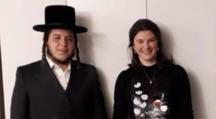 Engagement Of Meilech Grossman {#London} & Malky Oshry {#Antwerp}!! #onlysimchas