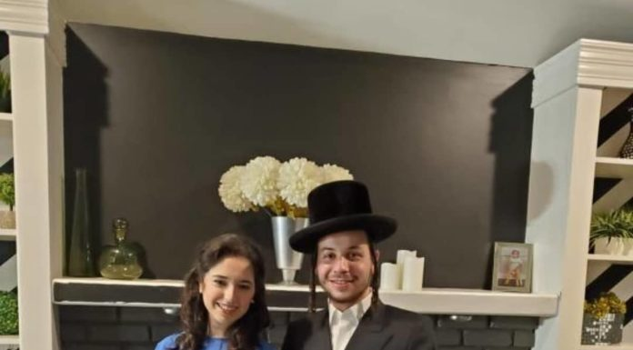 Engagement of Moishe Einhorn (#williamsburg) to Perele Kizelnick (#Airmont)! #onlysimchas