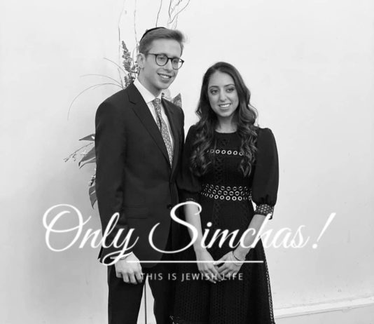 Engagement of Akiva Bitan (#Manchester) & Avital Rose (#Manchester)!! #onlysimchas